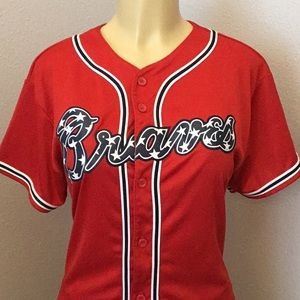 Atlanta Braves jersey